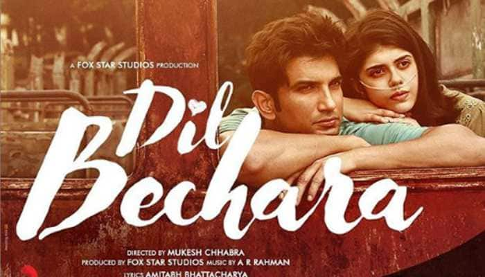 Sushant's last film 'Dil Bechara' trailer is the 'most liked' on YouTube - Watch again!