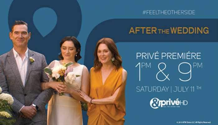 'After The Wedding' to premiere on &PrivéHD