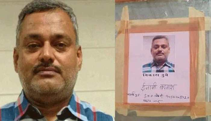 Kanpur shootout mastermind gangster Vikas Dubey hiding near Noida, claim sources