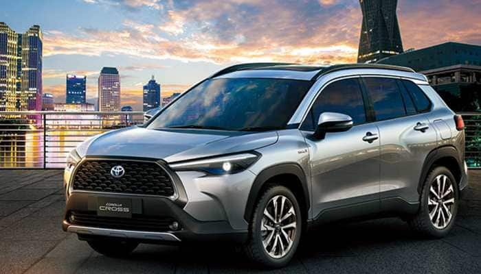 Toyota Corolla Cross compact SUV makes global debut