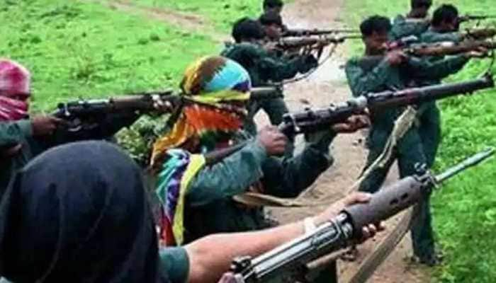 Four Naxals killed in encounter in Bihar's West Champaran