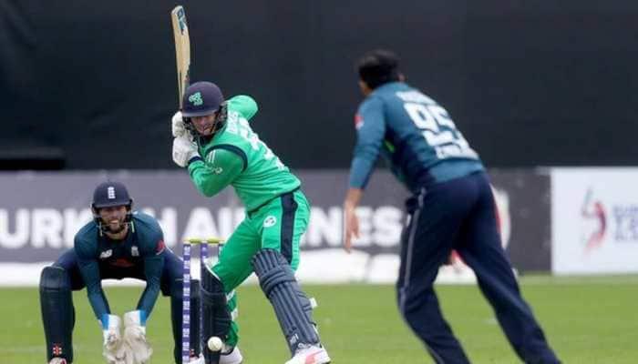 Andrew Balbirnie named captain of Ireland's training squad for England ODIs
