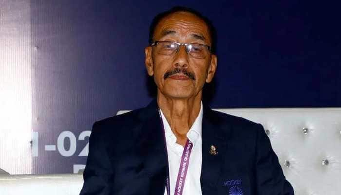 Gyanendro Ningombam replaces Mohd Mushtaque Ahmad as new Hockey India president