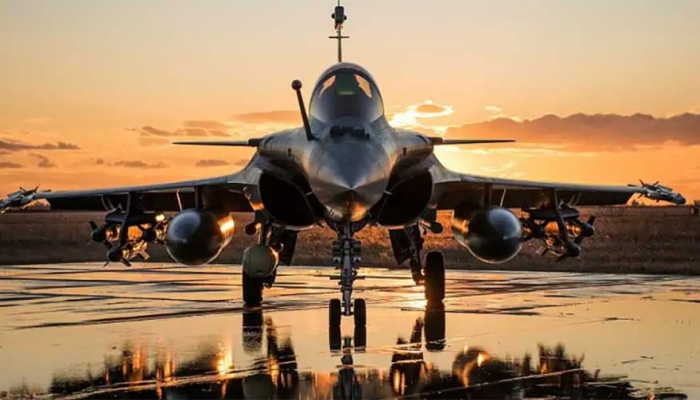 Here's why India's Rafale fighter jet is a better choice for dogfight than Pakistan's US-made F-16