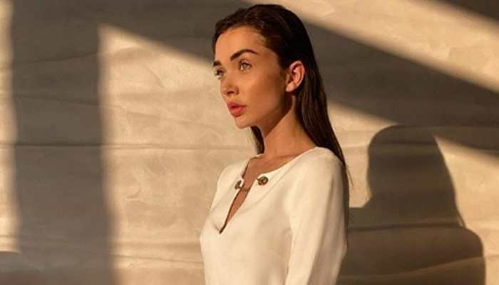 Amy Jackson's new fit and fab avatar is heating up Instagram - In Pics