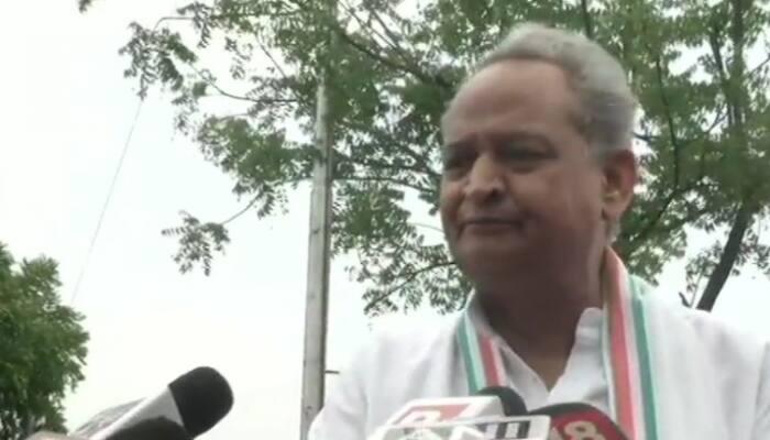 Rajasthan CM Ashok Gehlot flays Sachin Pilot, says 'speaking good English, giving good bytes and being handsome isn't everything'