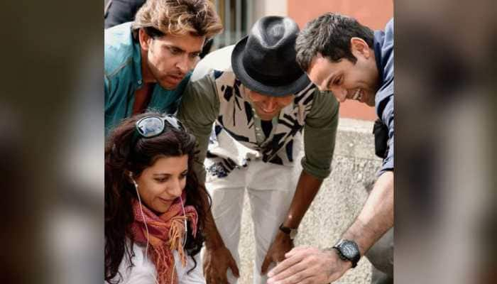 Zoya Akhtar remembers her affair with Spain through 'Zindagi Na Milegi Dobara'