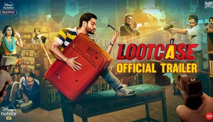 Lootcase trailer: Kunal Kemmu is the 'aam aadmi' who has a 'very khas suitcase'  - Watch