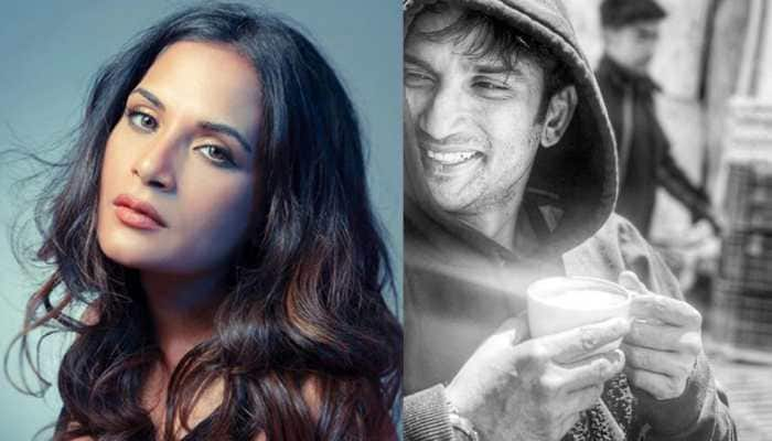 Alvida dost, says Richa Chadha in her heartfelt blog on 'old friend' Sushant Singh Rajput, nepotism and much more
