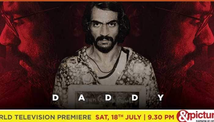 Witness the World Television Premiere of Arjun Rampal starrer 'Daddy' on &pictures