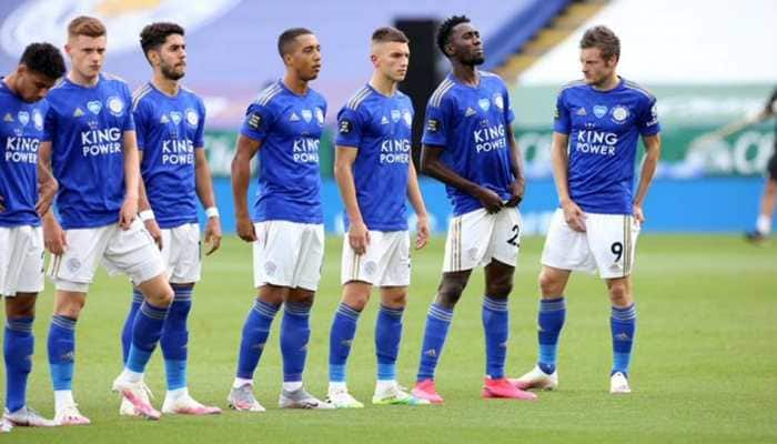 Leicester City boost top-four Premier League hopes with 2-0 win over Sheffield United