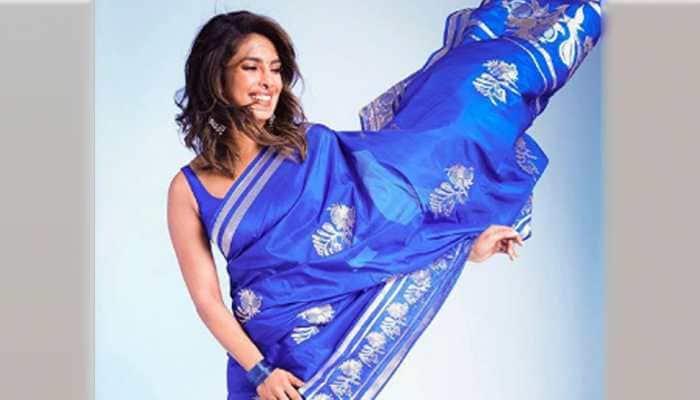 Birthday girl Priyanka Chopra's sensational Instagram looks which prove she's a desi girl at heart!