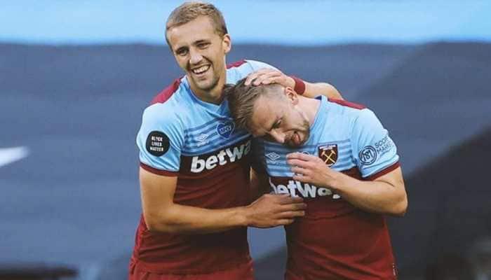 Premier League: West Ham claim vital 3-1 victory over Watford