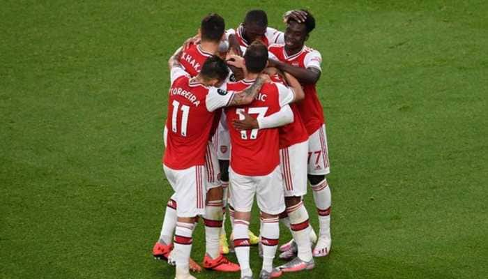 Pierre-Emerick Aubameyang's brace fires Arsenal past Manchester City into FA Cup final