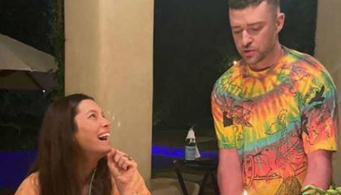 Entertainment news: Justin Timberlake, Jessica Biel become parents again