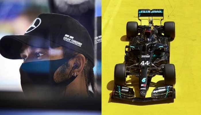 Mercedes' Lewis Hamilton equals Michael Schumacher's record with 8th victory at Hungarian Grand Prix