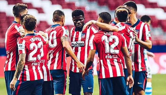 La Liga: Atletico Madrid finish third, Real Sociedad, Granada qualify for Europe League