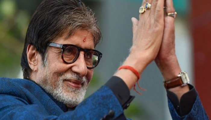 Immense gratitude: Amitabh Bachchan writes from hospital in 'these times of trial'