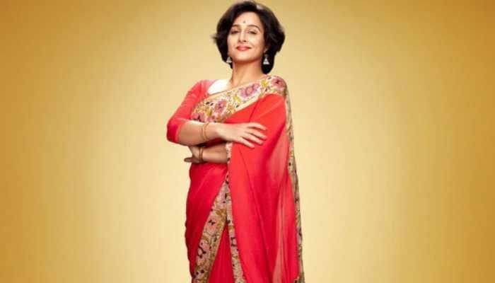 How Vidya Balan's look in 'Shakuntala Devi' was created