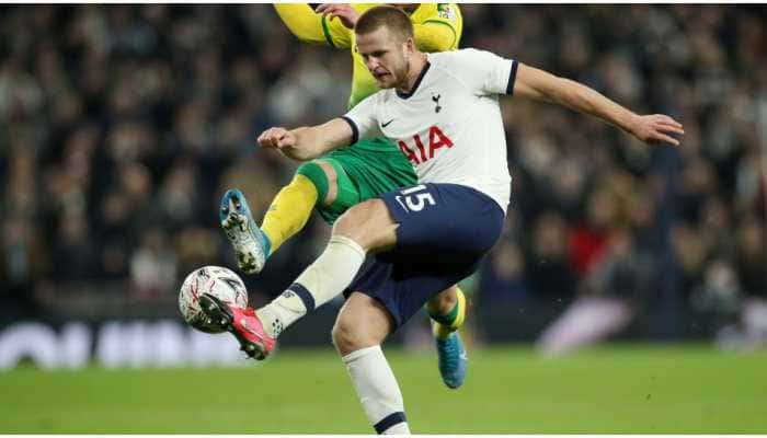 Eric Dier signs new contract with Tottenham Hotspur until 2024