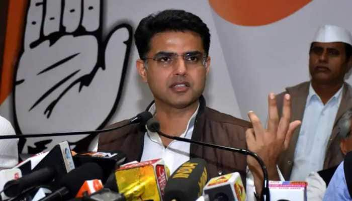 Sachin Pilot sends legal notice to Congress MLA Giriraj Malinga over Rs 35 crore bribery charge