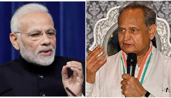 Rajasthan CM Ashok Gehlot writes to Prime Minister Narendra Modi, accuses BJP leaders of trying to topple his government