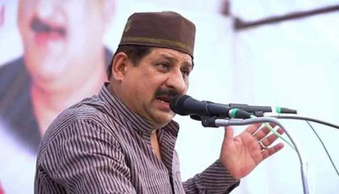 Bhopal Congress MLA Arif Masood slams Madhya Pradesh government's decision to impose lockdown during Eid ul Adha