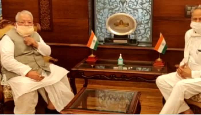 What agency should be contacted for Governor's security, Kalraj Mishra asks CM Ashok Gehlot