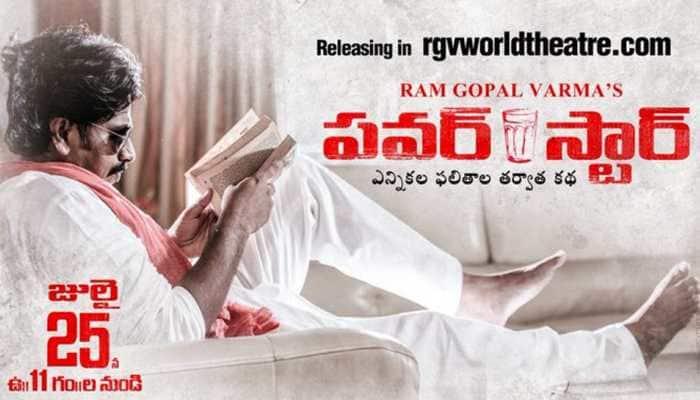 Ram Gopal Varma releases 'Power Star' starring Pawan Kalyan lookalike on app, claims 'record-breaking views'