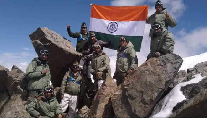 India celebrates 21st anniversary of Kargil Vijay Diwas today, pays tribute to its brave martyrs