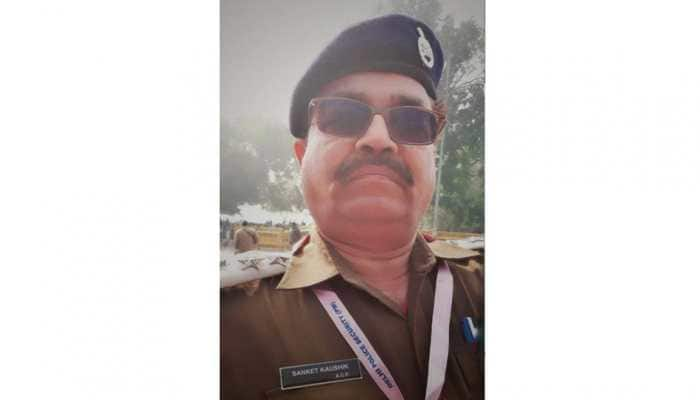 Delhi Traffic Police ACP Sanket Kaushik killed in road accident while managing traffic