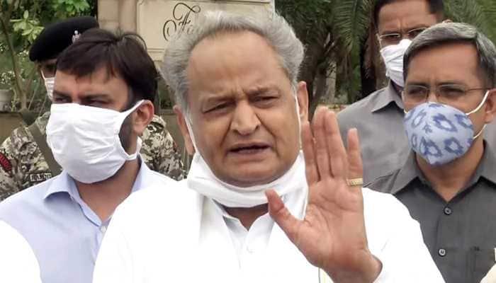 Will protest outside PM Narendra Modi's residence and meet President Kovind if needed, says Rajasthan CM Ashok Gehlot
