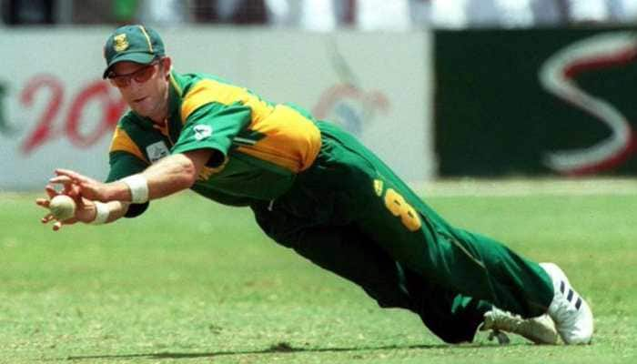 Born July 27, 1969: Jonty Rhodes, former South African batsman