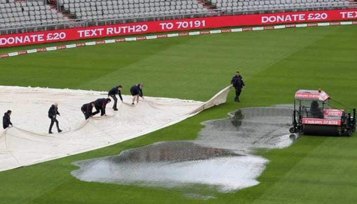 England vs West Indies, 3rd Test: Rain washes out fourth day's play