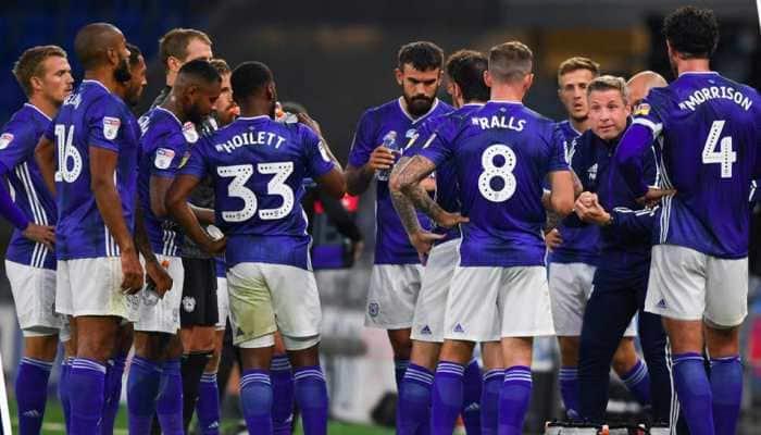 EFL Championship, semi-final 1st leg: Fulham get upper hand with 2-0 win at Cardiff