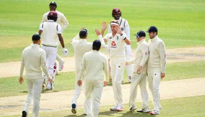 Chris Woakes, Stuart Broad shine as England thrash West Indies in 3rd Test to clinch series