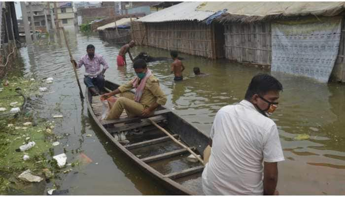 Bihar floods hit 12 districts, affect more than 29.62 lakh people; death count at 8