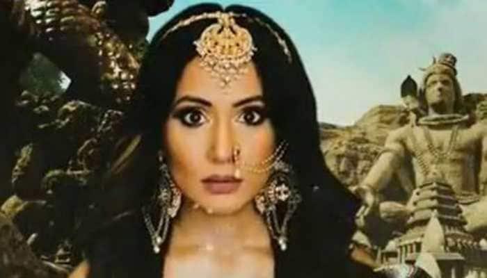 Presenting Hina Khan in Ekta Kapoor's 'Naagin 5', watch teaser here