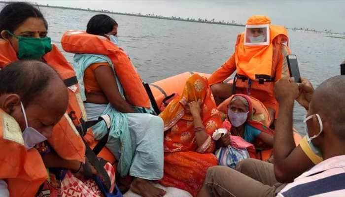 Bihar flood water enters Darbhanga power grid, 14 districts hit; 11 dead in deluge