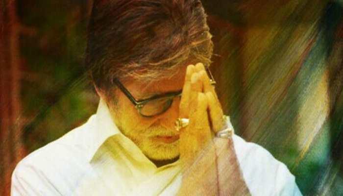 Amitabh Bachchan extends Eid-al-Adha greetings on Twitter!