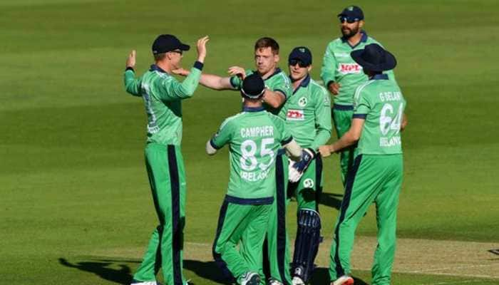 Peter Chase, George Dockrell named in Ireland's 14-man squad for 2nd England ODI