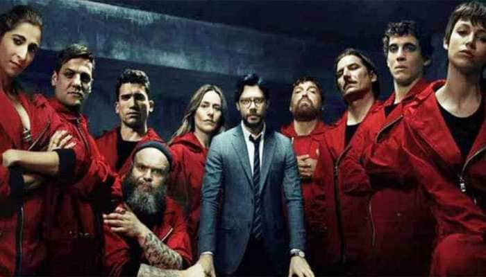 Netflix Original 'Money Heist' season five to end saga