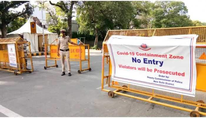 1118 new COVID-19 cases and 26 deaths in past 24 hours in Delhi; containment zones down to 496