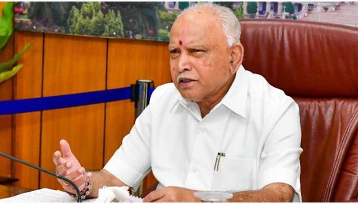 Karnataka CM BS Yediyurappa hospitalised after testing positive for coronavirus COVID-19