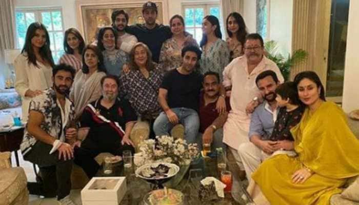 Raksha Bandhan 2020: Inside Kareena Kapoor, Saif Ali Khan, Ranbir Kapoor, Riddhima Kapoor Sahni's fam-jam with Alia Bhatt, Tara Sutaria and others