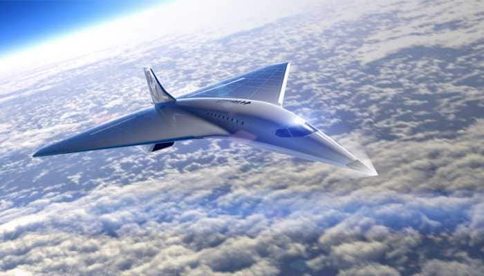 Virgin Galactic unveils Mach 3 aircraft design for high speed travel, signs deal with Rolls-Royce --Check out pics