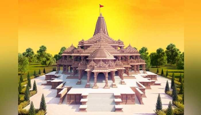 Shri Ram Janmabhoomi Mandir in Ayodhya: First look of how the grand Ram Temple will look like