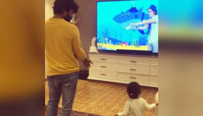 Trending: Ram Charan's dance-off with his niece is the best thing on internet today
