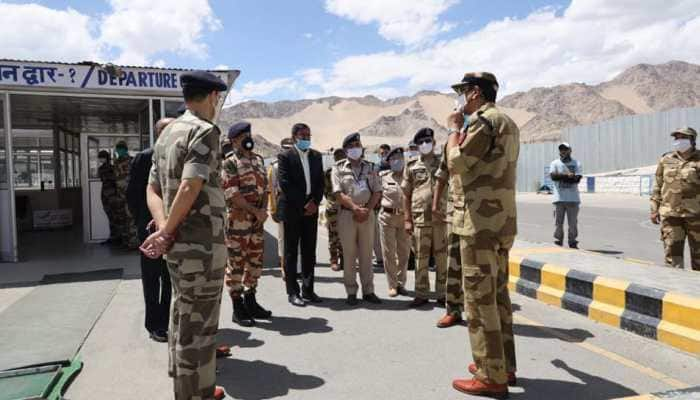 CISF takes over security of Leh's Kushok Bakula Rimpochee Airport