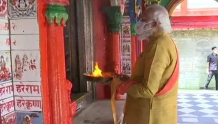 Narendra Modi first Prime Minister to visit Ram Janmabhoomi, Hanuman Garhi in Ayodhya; check timeline